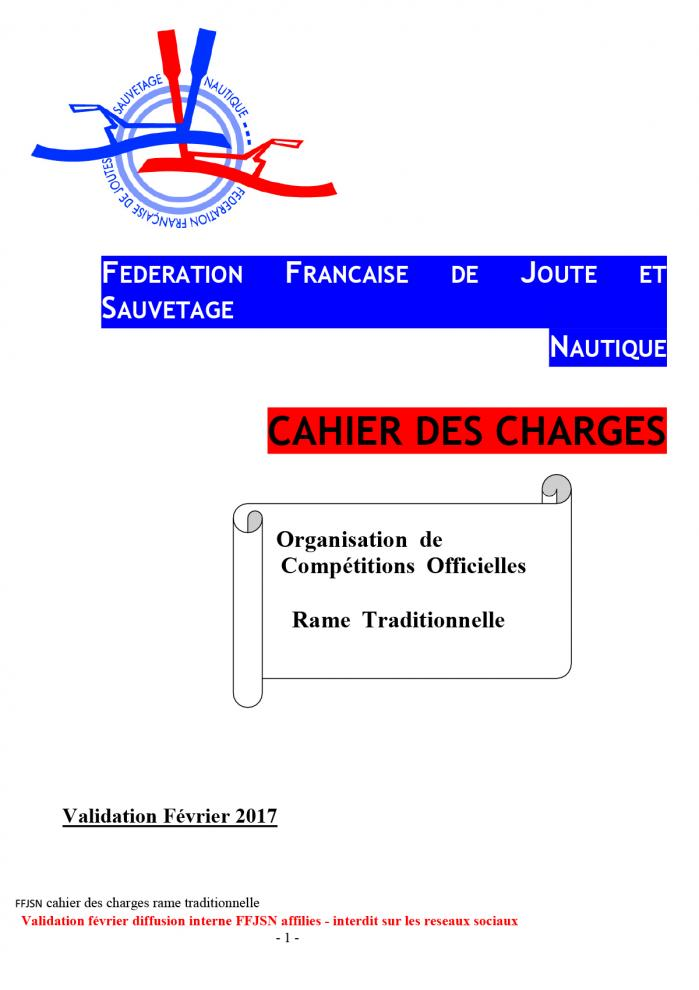 Cahier des charges rame tradvalide 20171 1